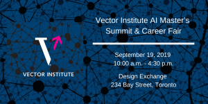 Vector AI Master's Summit Banner