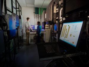 tech lab photo