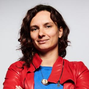 Headshot of Dr. Anna Goldenberg