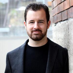 photo of Ryan Gariepy