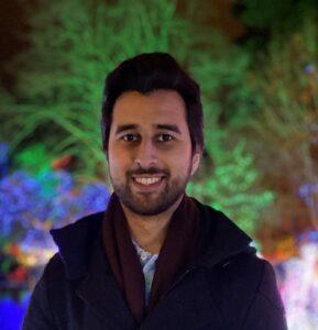 headshot of Kuldeep Panjwani