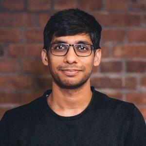 headshot of Raghav Goyal